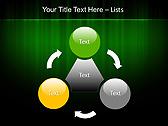 Light Green Vibration Animated PowerPoint Templates - Slide 5