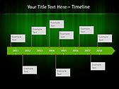 Light Green Vibration Animated PowerPoint Templates - Slide 6