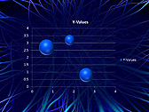 Abstract Blue Net Animated PowerPoint Template - Slide 28