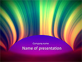 Shades Of Yellow Animated PowerPoint Template - Slide 1
