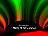 Shades Of Red Animated PowerPoint Template - Slide 1