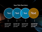 Simple Black Abstraction Animated PowerPoint Templates - Slide 10
