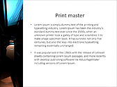 Simple Black Abstraction Animated PowerPoint Templates - Slide 35