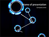 Abstract Mechanism Animated PowerPoint Templates - Slide 1