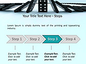 Playing Domino Animated PowerPoint Template - Slide 3