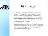 Playing Domino Animated PowerPoint Template - Slide 35