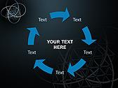 Geometric Figure Animated PowerPoint Template - Slide 20