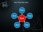 Geometric Figure Animated PowerPoint Template - Slide 21