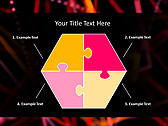 Colorful Net Animated PowerPoint Template - Slide 11