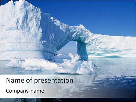 Ice powerpoint template backgrounds id 0000005928 ice powerpoint templates toneelgroepblik Gallery