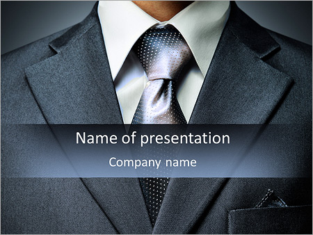 Suit with tie powerpoint template backgrounds google slides id suit with tie powerpoint template ccuart Image collections