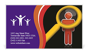 0000050924 Business Card Template