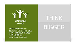 0000051929 Business Card Template