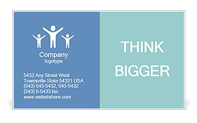0000053220 Business Card Template