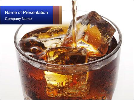 coca cola powerpointプレゼンテーションのテンプレート