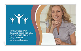 0000054202 Business Card Template