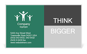 0000055153 Business Card Template