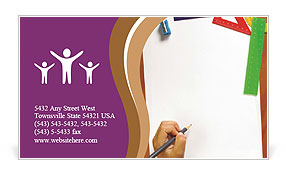 0000056962 Business Card Template