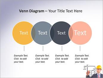 Construção de Negócios Modelos de apresentações PowerPoint - Slide 12