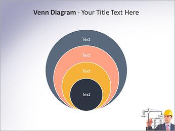 Construção de Negócios Modelos de apresentações PowerPoint - Slide 14