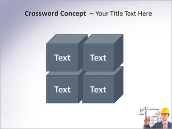 Construção de Negócios Modelos de apresentações PowerPoint - Slide 19