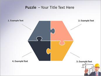 Construção de Negócios Modelos de apresentações PowerPoint - Slide 20