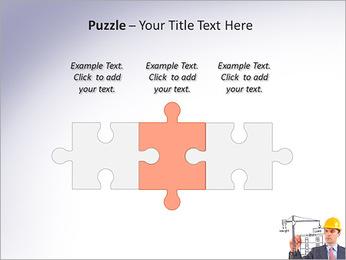 Construção de Negócios Modelos de apresentações PowerPoint - Slide 22
