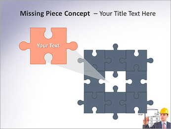 Construção de Negócios Modelos de apresentações PowerPoint - Slide 25
