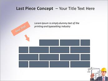 Construção de Negócios Modelos de apresentações PowerPoint - Slide 26
