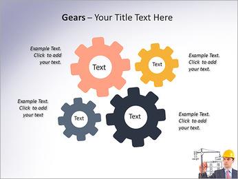 Construção de Negócios Modelos de apresentações PowerPoint - Slide 27