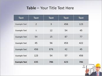 Construção de Negócios Modelos de apresentações PowerPoint - Slide 35