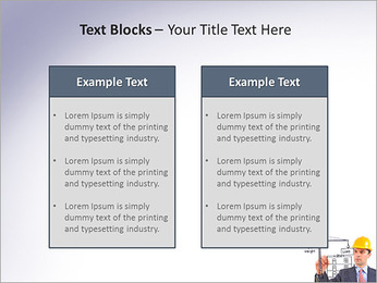 Construção de Negócios Modelos de apresentações PowerPoint - Slide 37
