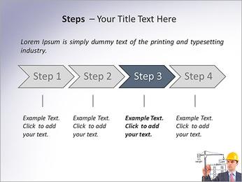 Construção de Negócios Modelos de apresentações PowerPoint - Slide 4