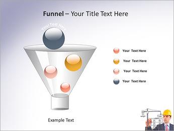 Construção de Negócios Modelos de apresentações PowerPoint - Slide 43