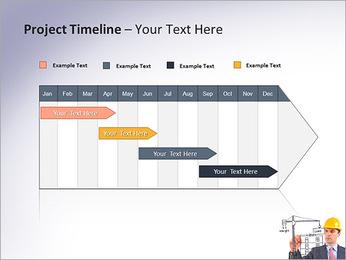 Construção de Negócios Modelos de apresentações PowerPoint - Slide 5