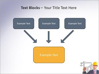 Construção de Negócios Modelos de apresentações PowerPoint - Slide 50