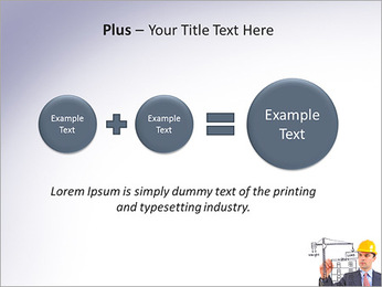 Construção de Negócios Modelos de apresentações PowerPoint - Slide 55