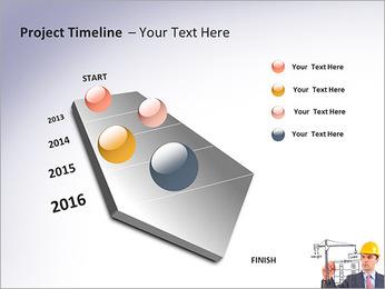 Construção de Negócios Modelos de apresentações PowerPoint - Slide 6