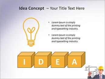 Construção de Negócios Modelos de apresentações PowerPoint - Slide 60