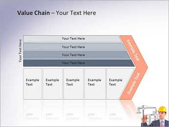 Construção de Negócios Modelos de apresentações PowerPoint - Slide 7