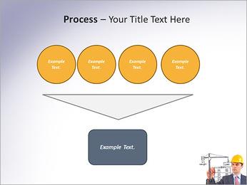 Construção de Negócios Modelos de apresentações PowerPoint - Slide 73