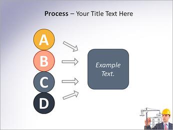 Construção de Negócios Modelos de apresentações PowerPoint - Slide 74
