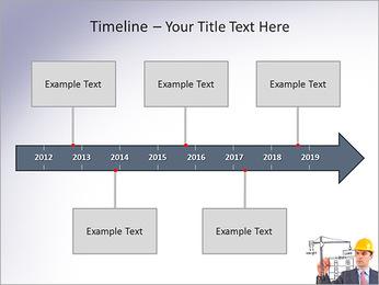 Construção de Negócios Modelos de apresentações PowerPoint - Slide 8