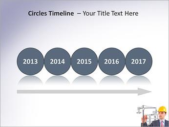 Construção de Negócios Modelos de apresentações PowerPoint - Slide 9