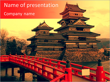 Asian powerpoint template