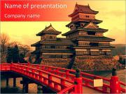 Asia Tour Sjablonen PowerPoint presentaties