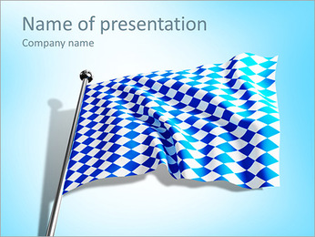 Flag PowerPoint Template