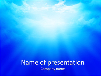 Sun Light PowerPoint Template