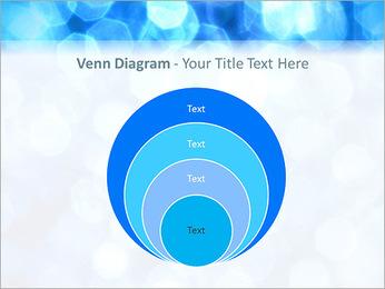 Bleu service Modèles des présentations  PowerPoint - Diapositives 14