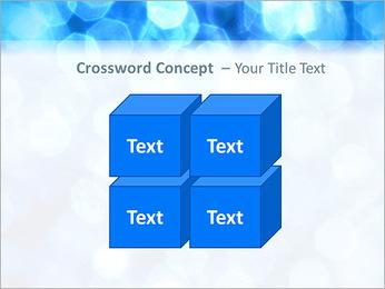 Bleu service Modèles des présentations  PowerPoint - Diapositives 19